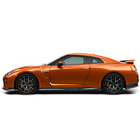 Nissan GT-R 2009 Onwards
