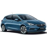 Vauxhall Astra (K) MK7 2015 Onwards