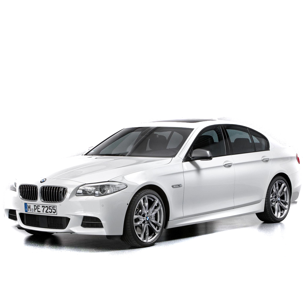 BMW 5 Series (F10) 2010-2013