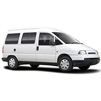 Fiat Scudo (Van) Mats 1995 - 2007
