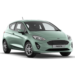 Ford Fiesta Mk8 Boot Liner (2017 Onwards)