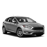 Ford Focus Boot Liners (All Models) (2018 Onwards)