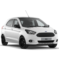 Ford Ka Boot Liner (2013 - 2016)