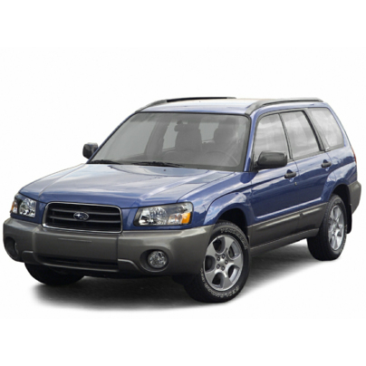 Subaru Forester Boot Liners (2003 - 2008)