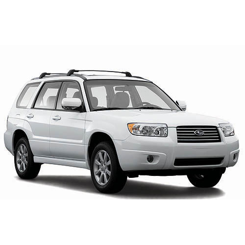 Subaru Forester Boot Liners (2008 - 2013)