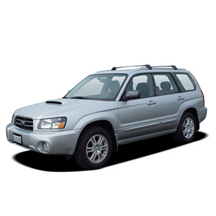 Subaru Forester Boot Liners (2013 - 2019)