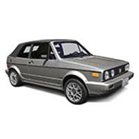 VW Golf Mk1 1974-1983 Cabriolet