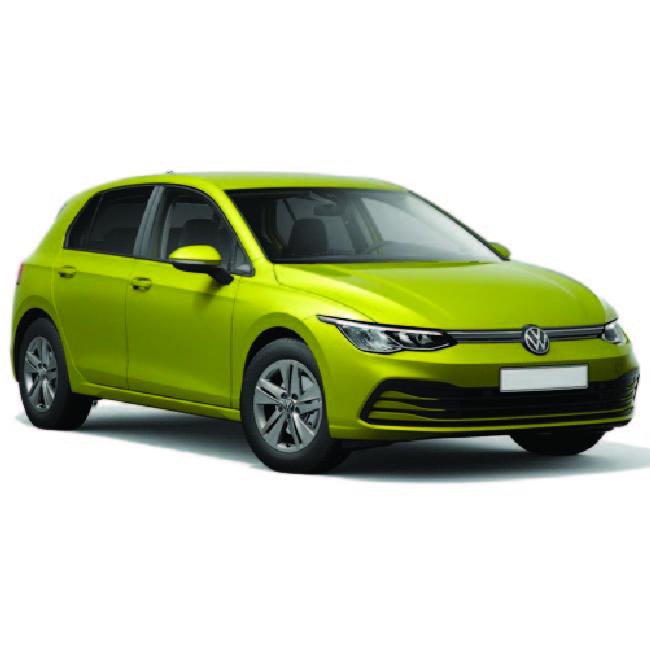 VW Golf Mk8 Hybrid 2020 Onwards