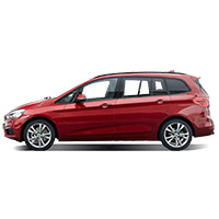 BMW 2 Series Boot Liners (Gran Tourer) 2015 Onwards