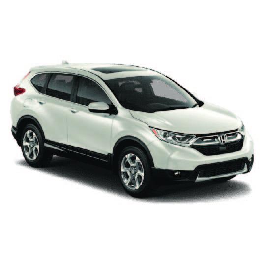 Honda CRV Boot Liner (2018 Onwards)