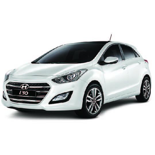 Hyundai i30 Boot Liners (2019 Onwards)