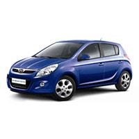Hyundai i20 Boot Liner (2008 - 2014)