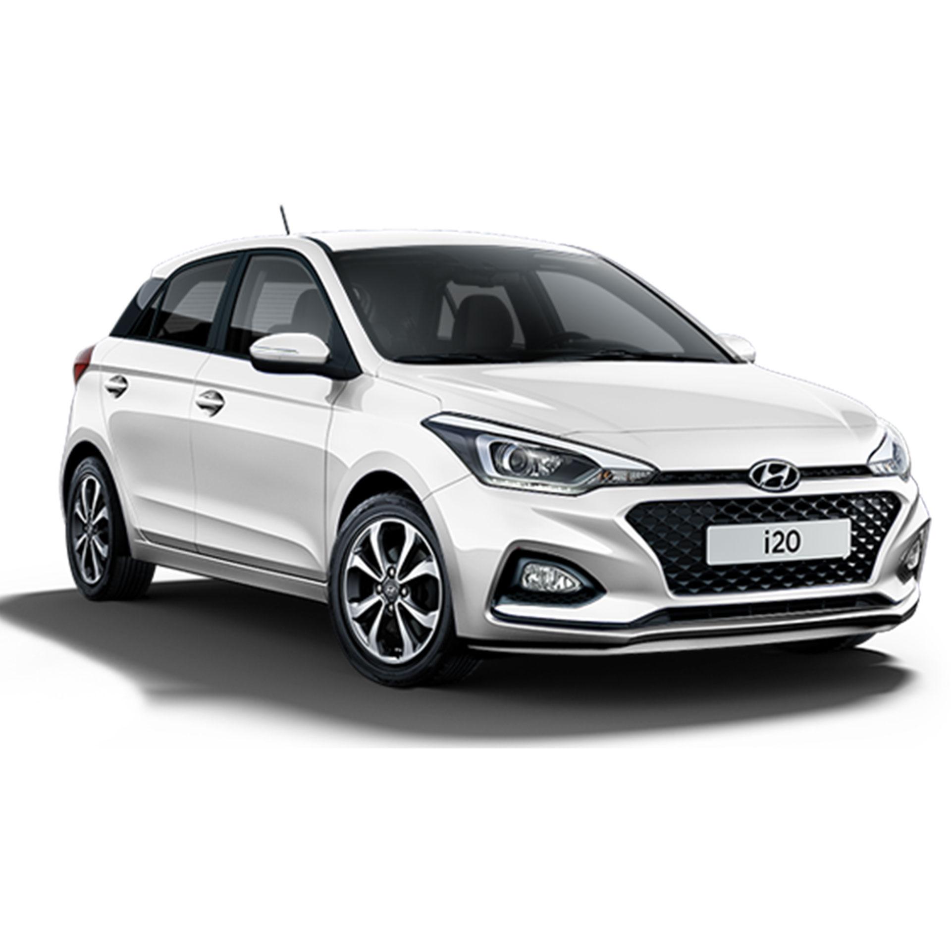 Hyundai i20 Boot Liners 2014 - 2020