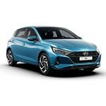 Hyundai i20 Boot Liners 2020 Onwards