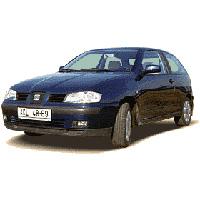 Seat Ibiza Boot Liner (1996-2002)