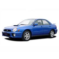 Subaru Impreza WRX & Impreza STI 2000-2007