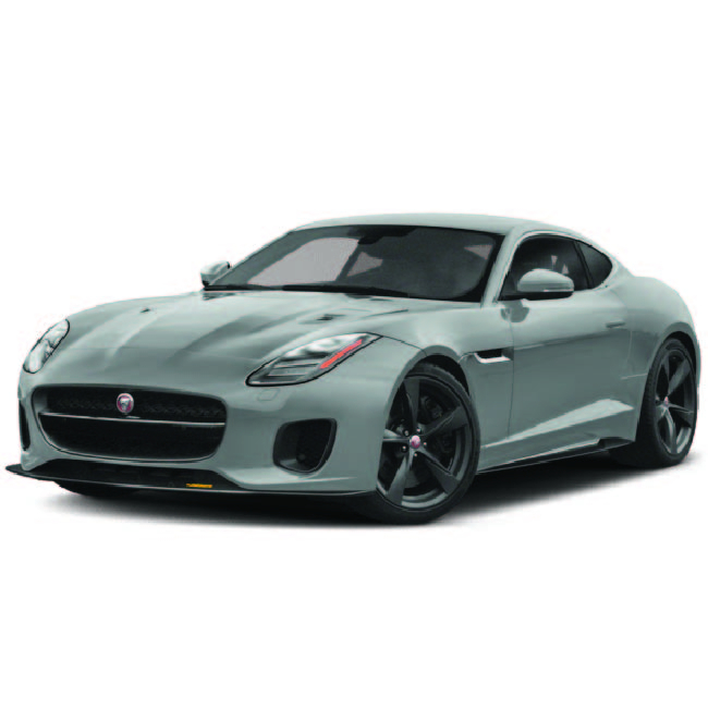Jaguar F Type Coupe 2014 Onwards