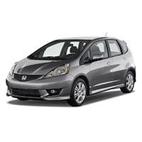 Honda Jazz (non hybrid models) Boot Liners 2008 - 2014