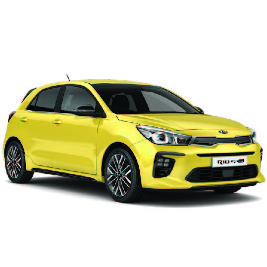 Kia Rio 2017 Onwards