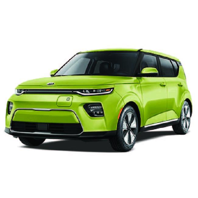 Kia Soul EV 2020 Onwards