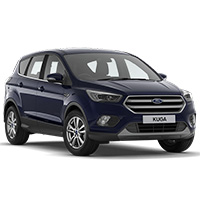 Ford Kuga Boot Liner (2017 - 2019)