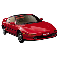 Toyota MR2  (Mk3) 2000 Onwards