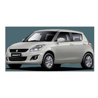 Suzuki Swift (2nd gen) 2005 - 2010