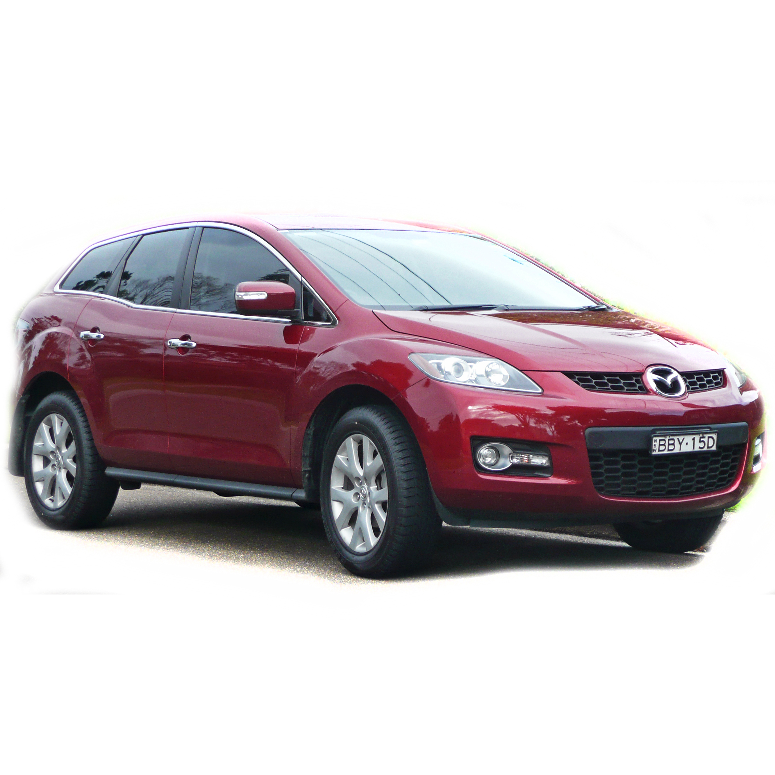 Mazda CX-7 2009 Onwards