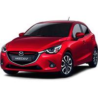 Mazda 2 Boot Liners 2015 Onwards