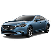 Mazda 6 Boot Liners (2012 Onwards)