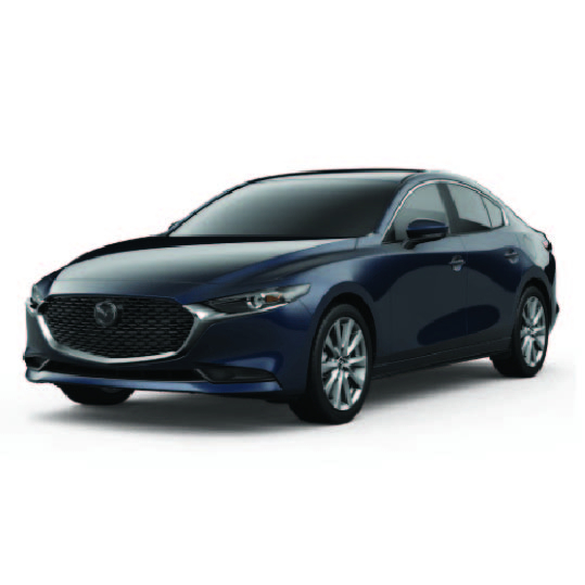 Mazda 3 Boot Liners (2019 Onwards)