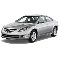 Mazda 6 Boot Liners (2008 - 2012)