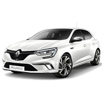 Renault Megane Boot Liners (2015 Onwards)