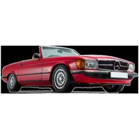 Mercedes SL R107 1971 - 1989
