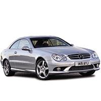 Mercedes CLK Car Mats