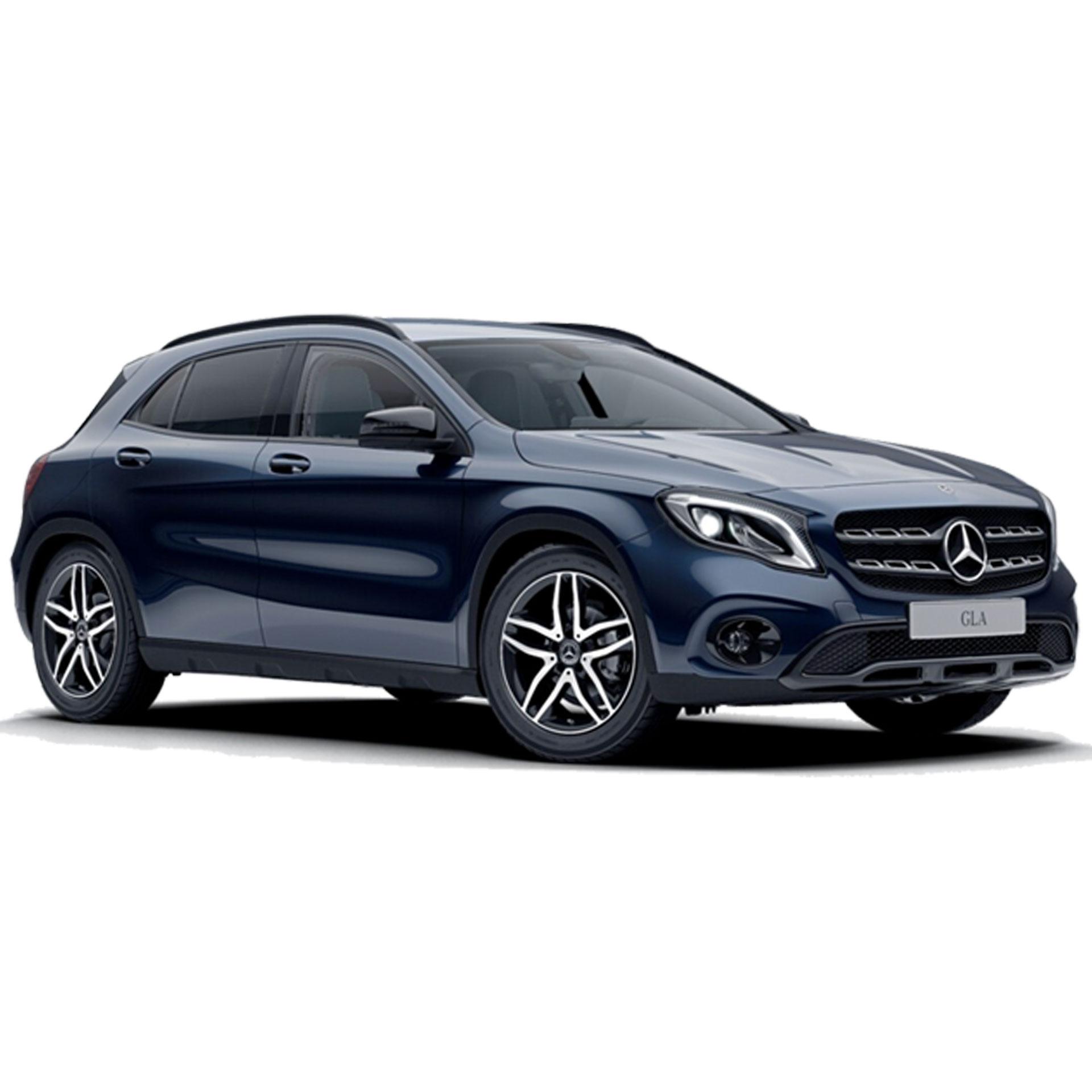 Mercedes GLA Boot Liners (All Models)
