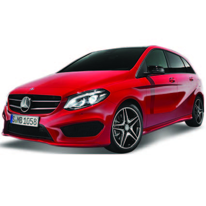 Mercedes B Class (B250E) Electric 2014 Onwards