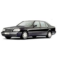 Mercedes S Class (W140) & CL 1991-1999