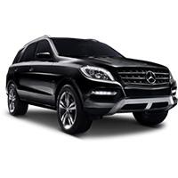 Mercedes ML Car Mats (All Models)