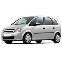 Vauxhall Meriva Boot Liner (2003-2010)