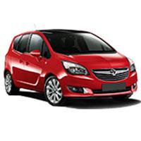 Vauxhall Meriva Boot Liner (2010 - 2014)