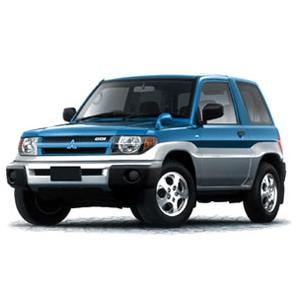 Mitsubishi Shogun Pinin 3dr 2000-2006