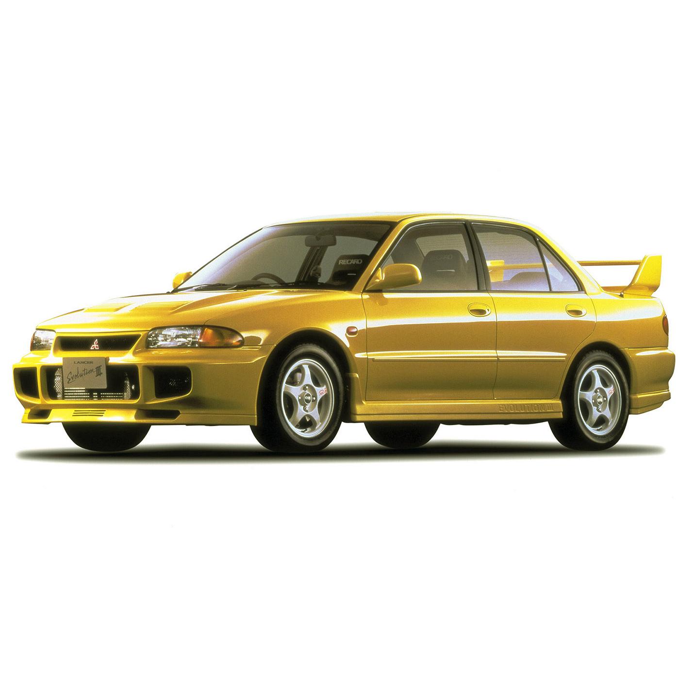 Mitsubishi Lancer Evolution 1&2&3 1992-1996