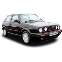 VW Golf Mk2 1983-1992