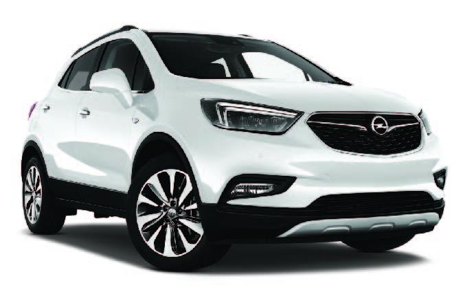 Vauxhall Mokka X Boot Liner (2017 Onwards)