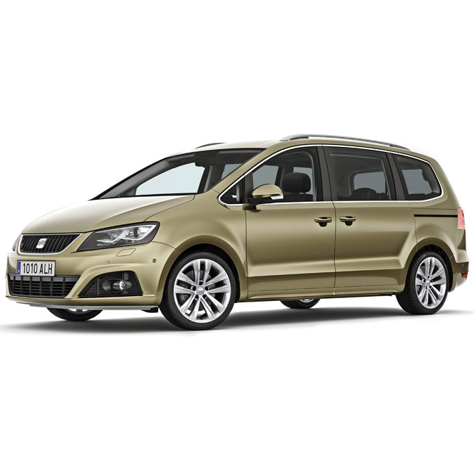 Seat Alhambra 2010 Onwards