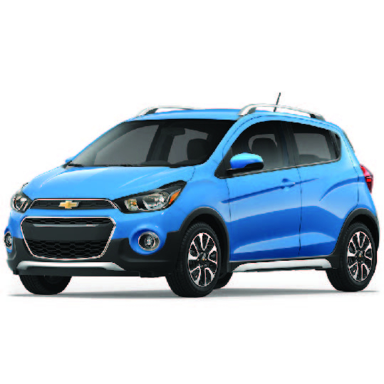 Chevrolet Spark 2013 Onwards