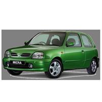 Nissan Micra Mk2 Boot Liner (1992 - 2002)
