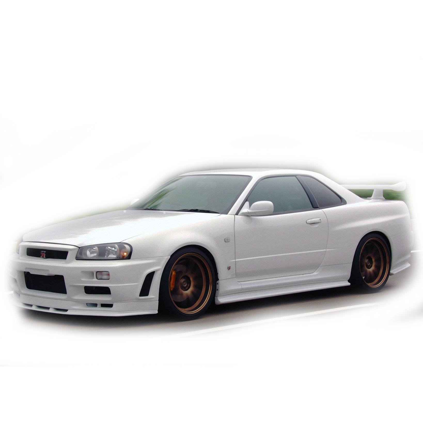 Nissan Skyline R34 1998-2001