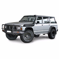 Nissan Patrol 1987 to 1997